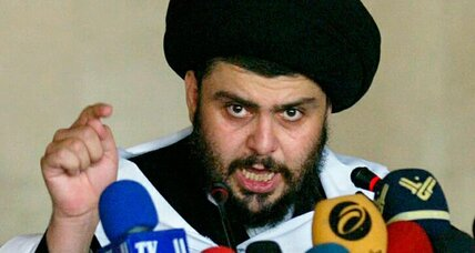 Muqtada al-Sadr doesn't appear to have quit Iraqi politics