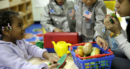Obesity among young children fell 43 percent in past decade, CDC says (+video)