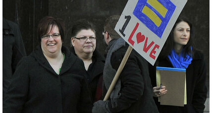 More religious Americans support gay marriage than a decade ago, survey finds