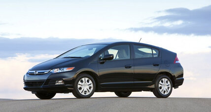 Honda to end Insight hybrid production