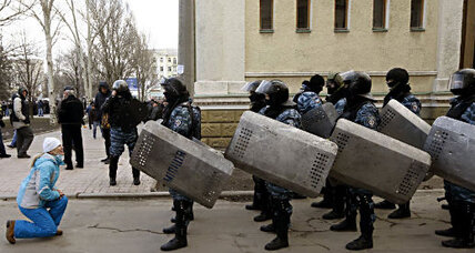 Next revolutionary step in Ukraine: Reform the police