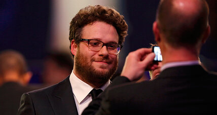 Seth Rogen congressional testimony: Is he right to be mad at truant senators? (+video)