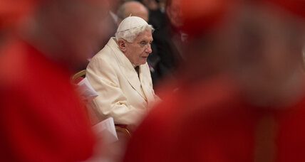 The Vatican's new normal: being home to an ex-pope