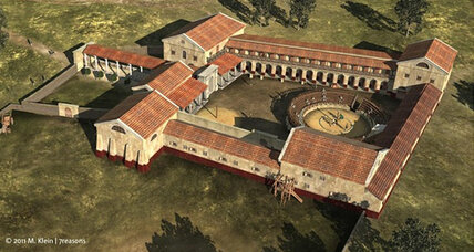 Archaeologists discover ancient gladiator school in Austria