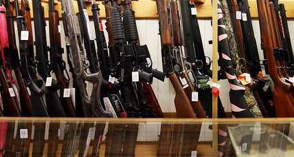 Gun-control activists, resolute, cite merits of background checks