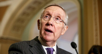 Are Republicans right to call Harry Reid a liar?
