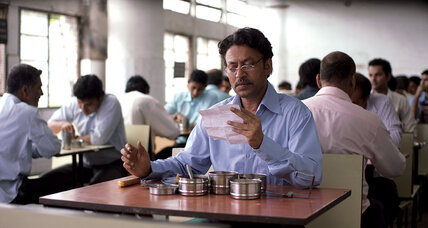 'The Lunchbox' is a sweet Mumbai romance deftly directed by Ritesh Batra