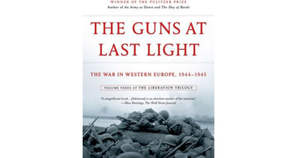 Reader recommendation: The Guns at Last Light