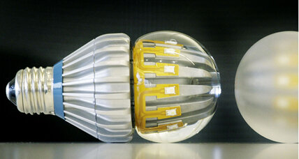 Halogen light bulbs? CFL? LED? What's the difference?