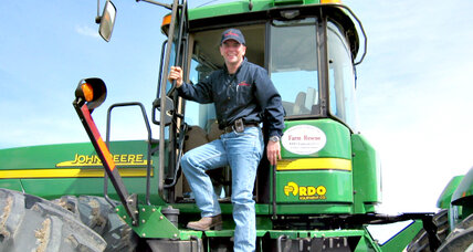 Bill Gross helps farm families in need through Farm Rescue