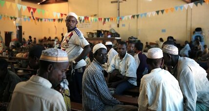 A Christian-Muslim crisis of faith in Africa