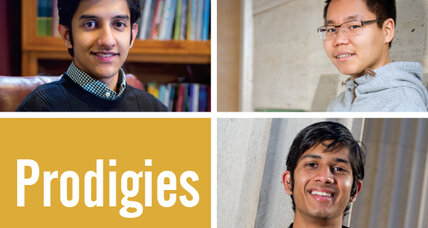 How colleges are finding tomorrow's prodigies