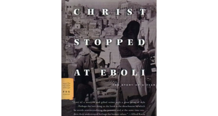 Reader recommendation: Christ Stopped at Eboli