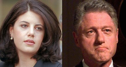 Why does Rand Paul keep bringing up Monica Lewinsky?