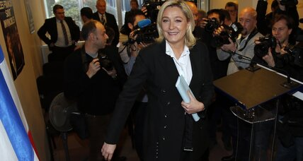 France's far right gains big in polls – with key caveats