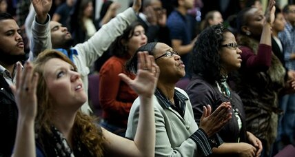Pentecostal denominations move toward racial reconciliation