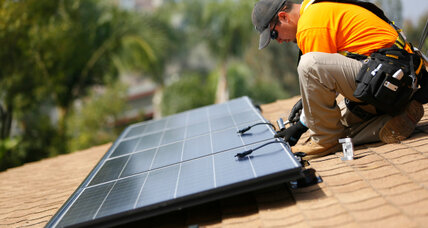 A 'pay-it-forward' approach to funding solar projects