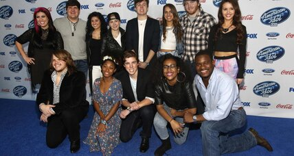 American Idol Top 13: Who soared and who sank? (+video)