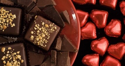 Valentine's gift ideas? Skip chocolate. Go for perfume.