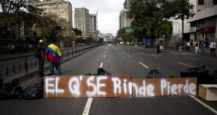 Venezuela: Are cracks starting to show in Maduro's backing? (+video)
