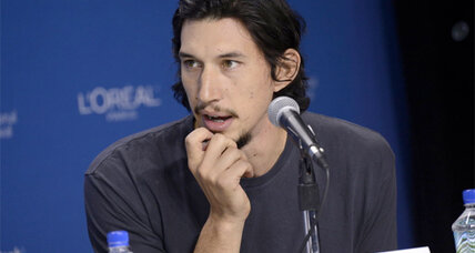 Adam Driver: Will he star as the villain in 'Star Wars: Episode VII'?