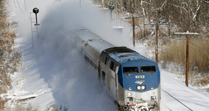 Amtrak launches writers' residency program