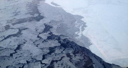 Global warming: Ice loss makes Arctic itself a bigger climate changer