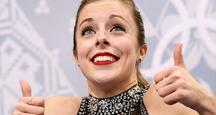 Ashley Wagner and Gracie Gold are in the medal hunt