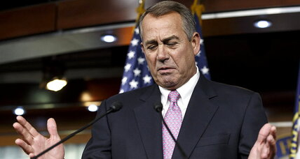 Debt ceiling: After 'clean' vote, is tea party defeated or emboldened? (+video)