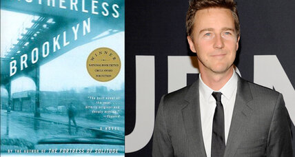 Edward Norton will reportedly star, direct in adaptation of 'Motherless Brooklyn'