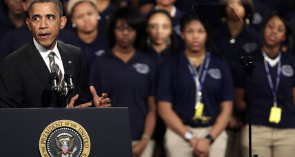 'My Brother's Keeper': Obama confronts obstacles facing young men of color (+video)