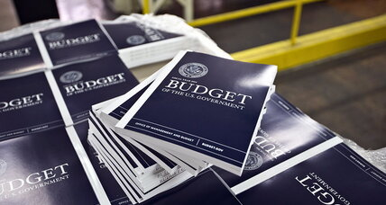 'Truce' in budget wars? Good, but not an end in itself, economists say. (+video)