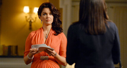 'Scandal' star Bellamy Young discusses her complex character on the ABC drama