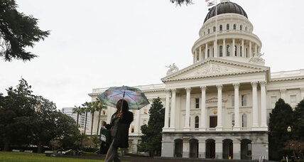 Why more voters are going independent in California