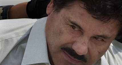 Mexico's president trumpets capture of drug kingpin 'El Chapo' (+video)
