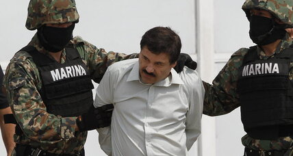 Mexico's capture of 'El Chapo': How likely is extradition to US? (+video)