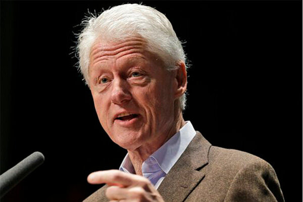 why is bill clinton a good president 15092012 bill clinton is enjoying his highest approval ratings ever earlier this month, he hit a home run at the democratic national convention, successfully.