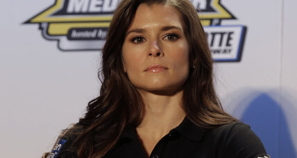 Danica Patrick can only win if nobody else shows up, Richard Petty says