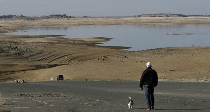 For first time, 'zero allocation' of snowmelt for Calif.'s parched farms (+video)