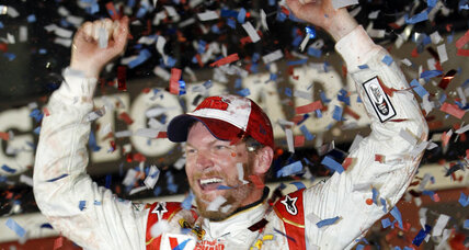 Daytona 500: Dale Earnhardt Jr. shows patience in winning