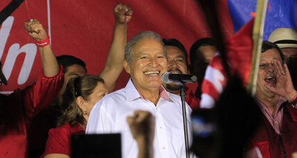 Why El Salvador's first-round electoral powerhouse is no sure thing in runoff (+video)