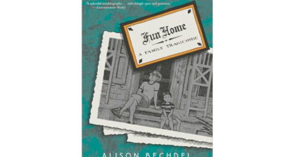 Alison Bechdel's memoir 'Fun Home' runs into trouble with the South Carolina House of Representatives