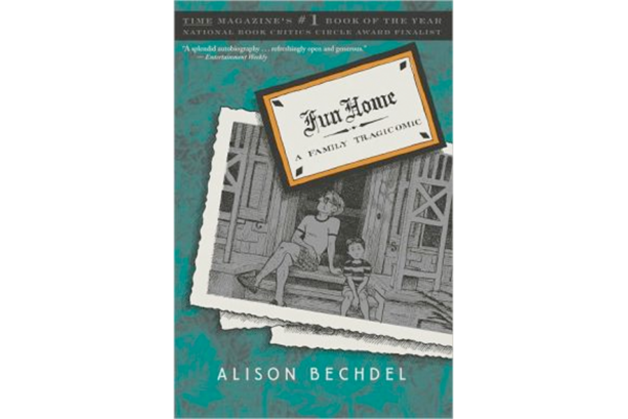 Alison Bechdel's memoir 'Fun Home' runs into trouble with