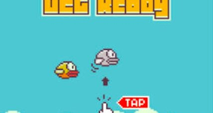 Flappy Bird flies away at height of its popularity
