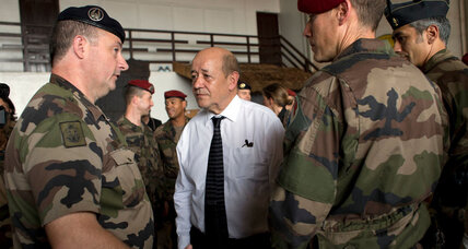 France likely to extend Central African Republic patrols, minister says