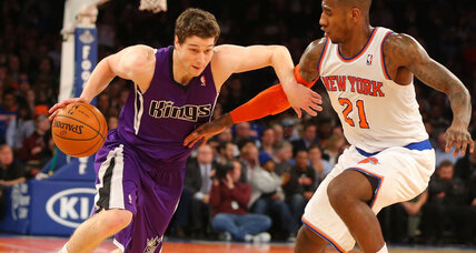 Jimmer Fredette, NBA's Kings looking to go separate ways