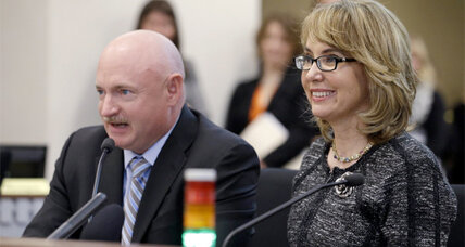 Gabrielle Giffords, Mark Kelly will release a book on gun control
