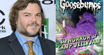'Goosebumps' film adaptation is set to star Jack Black