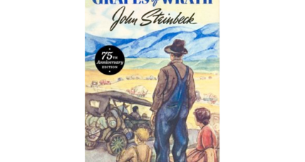 John Steinbeck's 'The Grapes of Wrath' wasn't so beloved by one California county