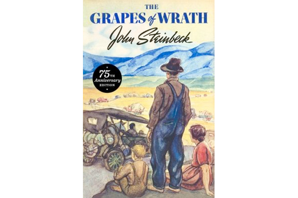 an overview of the dreams of the depression in the grapes of wrath by john steinbeck